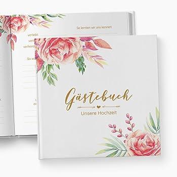 Bigdaygraphix Gastebuch Hochzeit Mit Fragen Hochzeitsgastebuch Zum