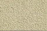 Farben-Budimex Profi Industrie-Fassadenfarbe, Farbton sand/hellbeige, matt (2,5 l)