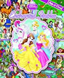 Disney Princess Enchanted Stables Look and Find