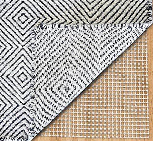 DEARTOWN Dearttown Rutschfeste Teppichunterlage für Harte Oberflächen 5'x 8' - Teppich-pad, X 8 5