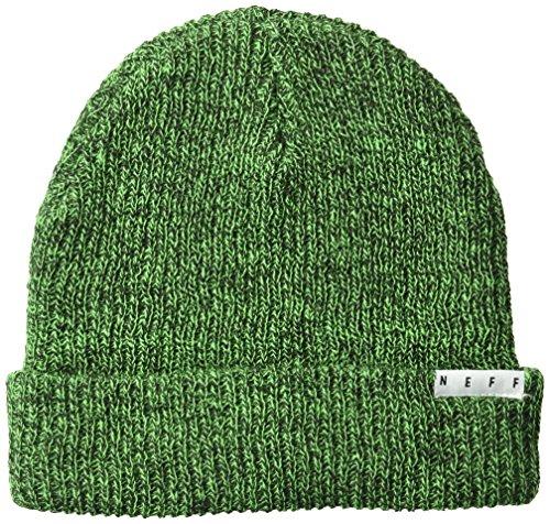 NEFF mens  Fold Heather Solid Winter Hat