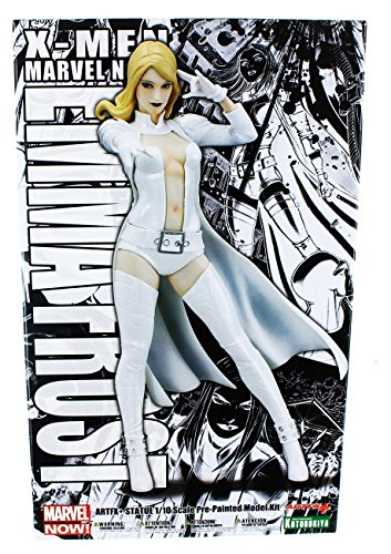 Marvel Comics oct158147Jetzt PX Emma Frost Weiß SDCC 2016Kostüm ARTFX - Daredevil Comic Kostüm
