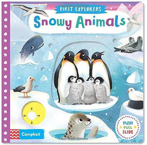 Preisvergleich Produktbild Snowy Animals (First Explorers,  Band 9)