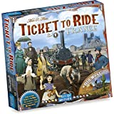 Ticket To Ride France & Old West Map Collection
