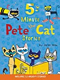 Pete the Cat: 5-Minute Pete the Cat Stories : Includes 12 Groovy Stories!