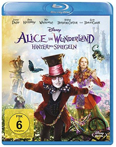 Tee Kostüm Disney - Alice im Wunderland: Hinter den Spiegeln [Blu-ray]