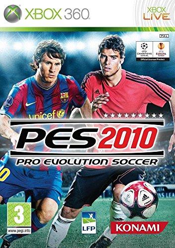 Konami Pro Evolution Soccer 2010, Xbox 360 - Juego (Xbox 360, Xbox 360, Deportes, E (para todos))