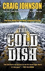 The Cold Dish (Thorndike Large Print Crime Scene) by Johnson, Craig (2014) Hardcover
