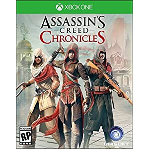 Assassin's Creed Chronicles – Xbox One Standard Edition by Ubisoft