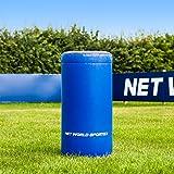 Net World Sports Sac de Plaquage de Rugby en PVC (Variété de Tailles) (Petit, Mini)