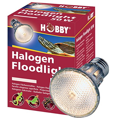 Hobby 37387 Diamond Halogen Floodlight, 75 W