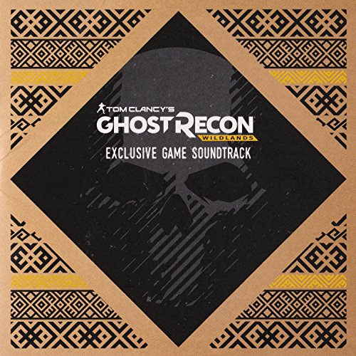 Price comparison product image Tom Clancy's Ghost Recon Wildlands (Exclusive Game Soundtrack) [Audio CD]