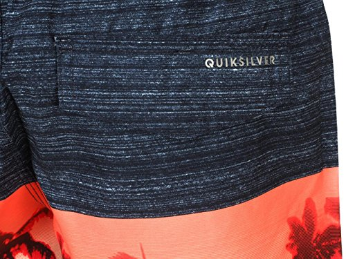 Quiksilver Shadow Tropicali Volley 16 Navy Blazer