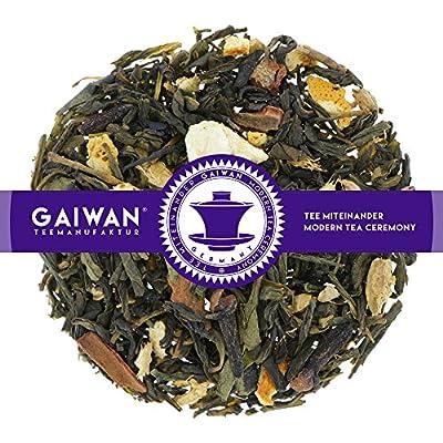 "N° 1284: Thé vert ""Kashmiri"" - feuilles de thé - GAIWAN® GERMANY - thé vert de Chine, orange, gingembre, cassia, giroflier"