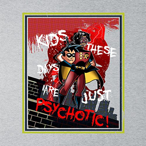 Robin Carrie Kelley Psycho Sidekick Women's Vest Heather Grey
