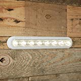 LED Touch Leuchtleiste warmweiß Batteriebetrieb 28cm Lights4fun