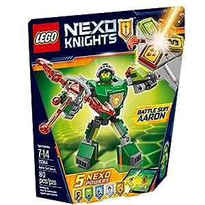 Lego Nexo Knights 70365 - Tuta di Battaglia Axl  LEGO