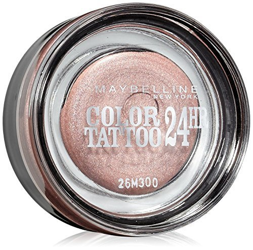 Gemey Maybelline Eyestudio Color Tattoo 24h - 65 Pink Gold by Maybelline