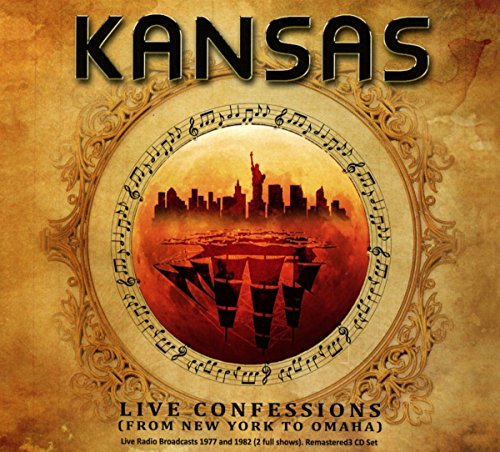 Live Confessions (From New York to Omaha) (3 CD)