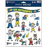 NCAA Spirit Family Decal Sheet