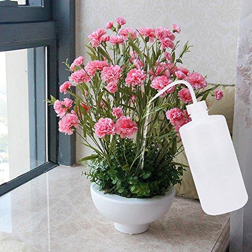 Gaddrt 16 Unze 500 Ml Große Squeeze Transparente Wasserflasche Flüssigkeitsbehälter Wasser Sprayer Sprühflaschen Flaschen Besprühen (Große Squeeze Flasche Wasser)