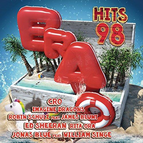 MP3-Cover 'Bravo Hits, Vol. 98' von Various