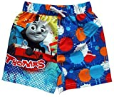 Get wivvit Jungen Offiziell Thomas, Die kleine Lokomotive Motor Netzeinsatz Schwimmen Strand Shorts Größen von 1.5 to 5 Jahre - Mehrfarbig, 1.5-2 Years