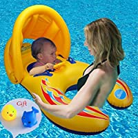 Zicosy Flotador Bébé Baby Swimming Float 6-36 Meses Flotador de natación ...