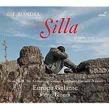Händel: Silla HMV 10 - Lucio Cornelio Silla (London, 1713)