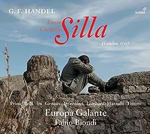 G.F. Handel: Lucio Cornelio Silla