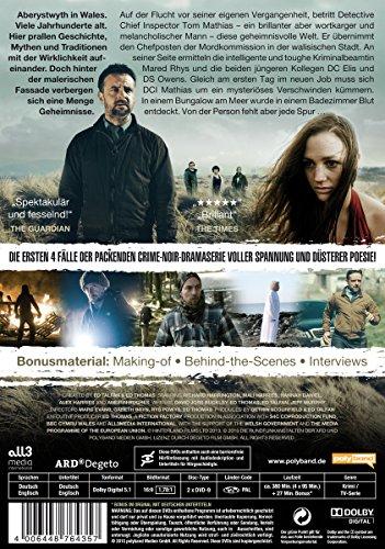 Inspector Mathias - Mord in Wales, Staffel eins [2 DVDs]: Alle Infos bei Amazon