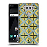 616iFq0aOUL. SL160  - NO.1 BEAUTY# Head Case Designs Ceramic Arabesque Pattern Hard Back Case for LG V20 Reviews  Best Buy price