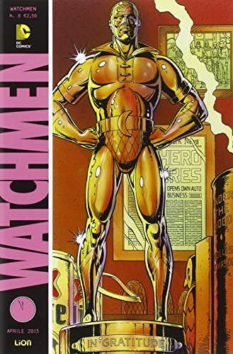 Watchmen: 8