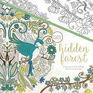 Kaisercraft - Libro para colorear Hidden Forest (CL516)