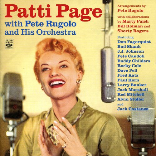 Patti Page With Pete Rugulo and His Orchestra