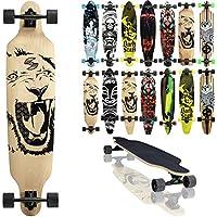 Terena Longboard komplett in verschiedenen Designs und Varianten