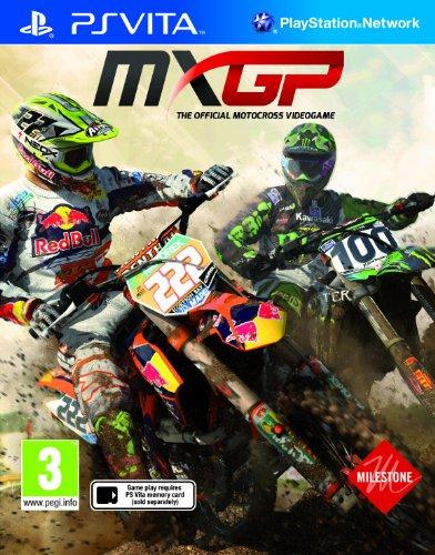 MXGP - The Official Motocross Videogame (Vita)