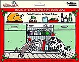 Rupert Fawcett–Off The Leine zu Weihnachten Pet Hund Weihnachts Countdown Adventskalender mit Leckerlis Hinter Jede Tür–Weihnachten Reste–247x 194
