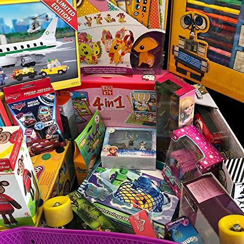 6x Teile Hochwertig Spielzeug Spielwaren Überraschungsbox Überschaschungpaket Kinder Mädchen Junge NEU (Mädchen(6-12))
