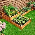 Hochbeet- Erweiterung von Gärtner Pötschke bei Du und dein Garten