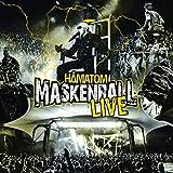 Anklicken zum Vergrößeren: Hämatom - Maskenball-Live (Audio CD)