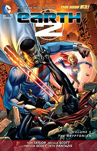 Earth 2 TP Vol 5 The Kryptonian (New 52)