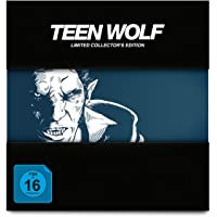 Teen Wolf - Die komplette Serie (Limited Collector's Edition, 34 Discs)