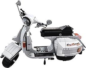 Modbrix Vespa 732 - Mattoncini per scooter, 31 x 17 x 9 cm