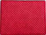 Armor' Radiation Shielding Laptop Pad - Crimson Red, Medium