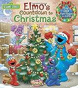 Elmo's Countdown to Christmas (Sesame Street) (Lift-The-Flap)