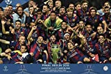 Grupo Erik Editores GPE4925 Poster FC Barcelona Champions Team, 61x91,5cm