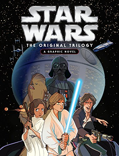Star Wars: Original Trilogy Graphic Novel thumbnail