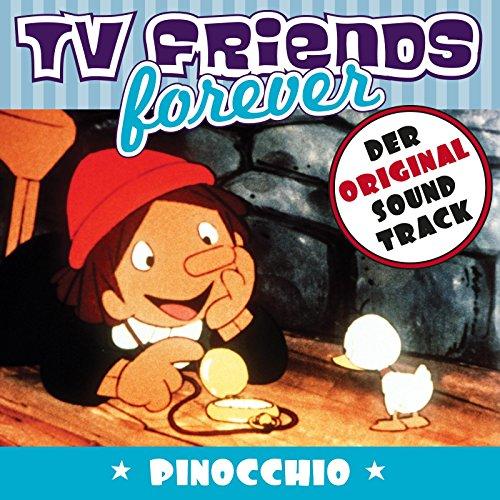 Pinocchio auf der Reise