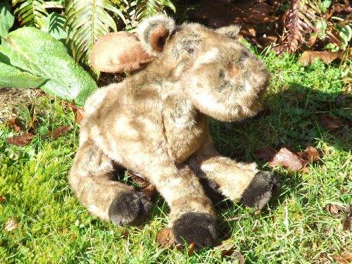 Vern Moose Stuffed Toy Animal from Douglas